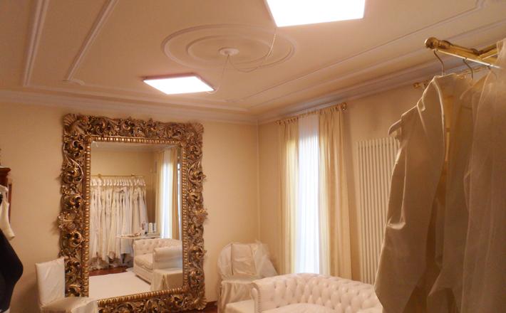 new product e4943 0eda8 Negozio di abiti da sposa - Led Brianza